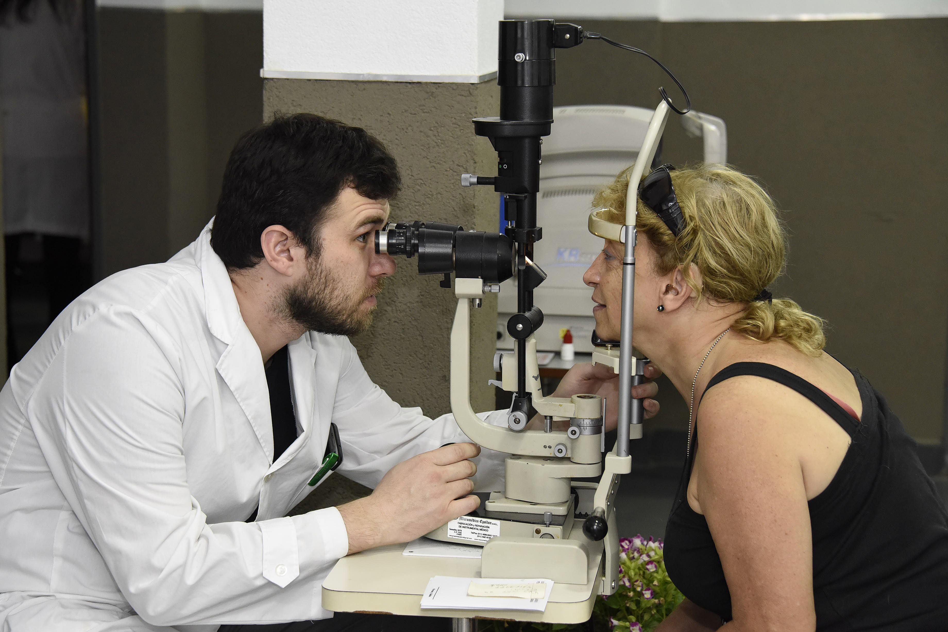 Malvinas Argentinas / Nardini presentó el renovado Hospital Oftalmológico Municipal