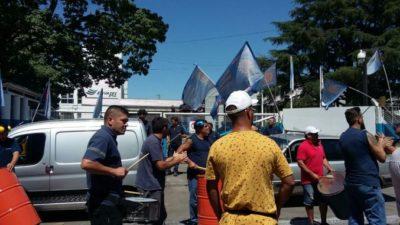 El paro de la UOM en Envases del Plata continuará hasta que se reincorpore a los despedidos