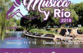 """Llega """"Música y Río 2018"""", una nueva propuesta cultural en Arrecifes"""