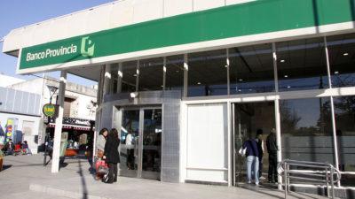 Se reanudan los paros en el Banco Provincia: jueves y viernes todas las sucursales estarán cerradas
