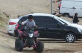#CostaEsmeralda / Tras un choque entre dos cuatriciclos murió un nene de 7 años