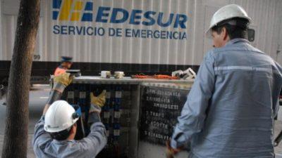 Tarifas que no se pueden pagar: En Varela aumentan los reclamos a EDESUR y el ENRE