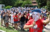 #NoDormísNuncaMás / Lanzaron una campaña para gritarle a Etchecolatz en su casa en Mar del Plata