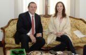 El intendente de Dolores mostró sus aspiraciones de ser candidato a gobernador por Cambiemos