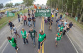 Los trabajadores de Fabricaciones Militares de Azul vuelven a los cortes de ruta