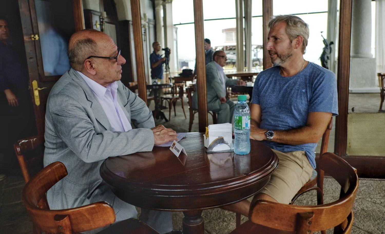 Mar del Plata / Frigerio y Arroyo analizaron la ampliación del aeropuerto de la feliz