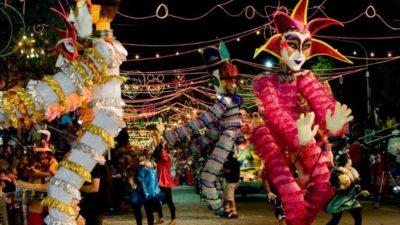 Este sábado comienza el afamado Carnaval de Lincoln