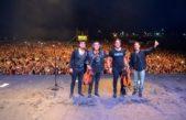 Los Nocheros hicieron vibrar a más de 30 mil personas en Miramar