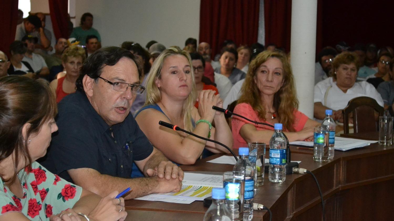 Saavedra / Doble vara de Cambiemos que como oposición no quiere aumento de impuestos