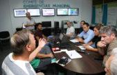 La Plata / El municipio mantiene el monitoreo por las tormentas y continúa con operativos de respuesta a afectados