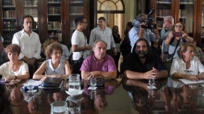 Docentes: Vidal reiteró la oferta con una promesa de revisión en octubre y los gremios la rechazaron