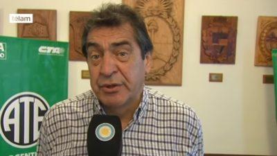 """""""Cachorro"""" Godoy dijo que no asistirá al 21F porque no lo invitaron y Catalano le mandó un video"""