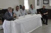 Cañuelas / El municipio y la fundación La Alameda lanzaron un ciclo de capacitación a policías y ONG´s