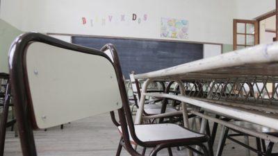 Desde el Frente Renovador de Rivadavia le decimos NO al cierre de escuelas