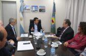 Florencio Varela / El intendente Watson se reunió con directivos de Edesur y exigió mejoras en el servicio