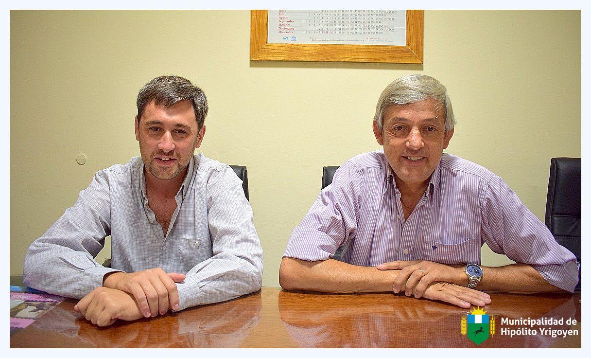 Hipólito Yrigoyen / El intendente confirmó que los municipales cobrarán a partir del 1 de Febrero