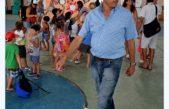 H. Yrigoyen / Cortés cerró con mucha satisfacción la escuela abierta de verano