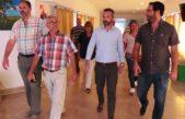 """Dalton Jáuregui visitó Roque Pérez y aseguró """"tenemos la vocación de caminar junto a los vecinos"""""""
