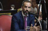 El senador Jauregui se solidarizó con Ocaña y Oliveto al presentar un proyecto en repudio a las amenazas sufridas
