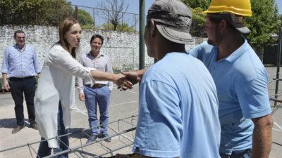 Vidal desde Bahía Blanca anuncia una inversión de 11.700 millones para Obras viales en la provincia