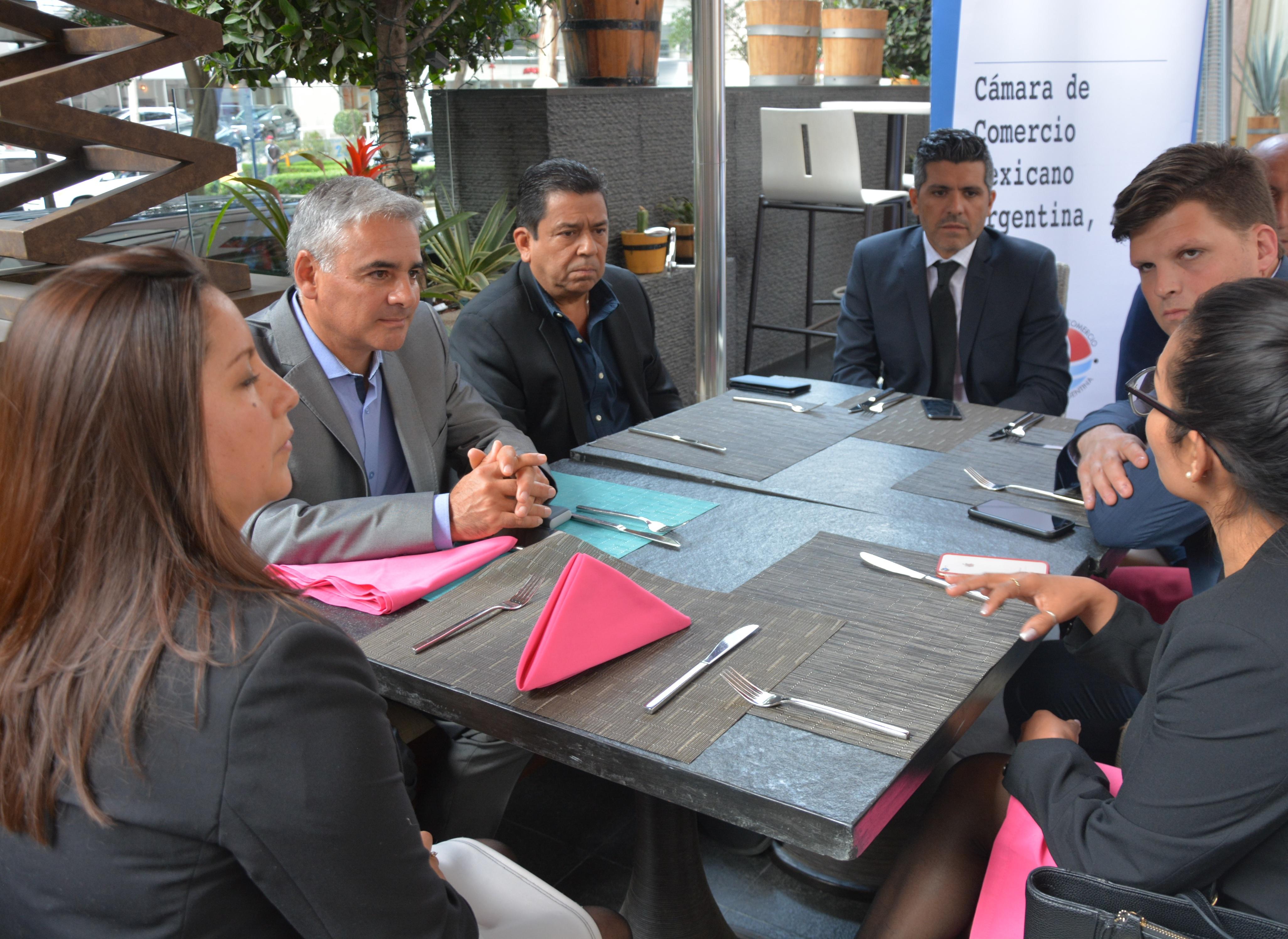 """Manuel Mosca habló luego de su reunión en México: """"Argentina tiene una inserción más inteligente con el mundo"""""""