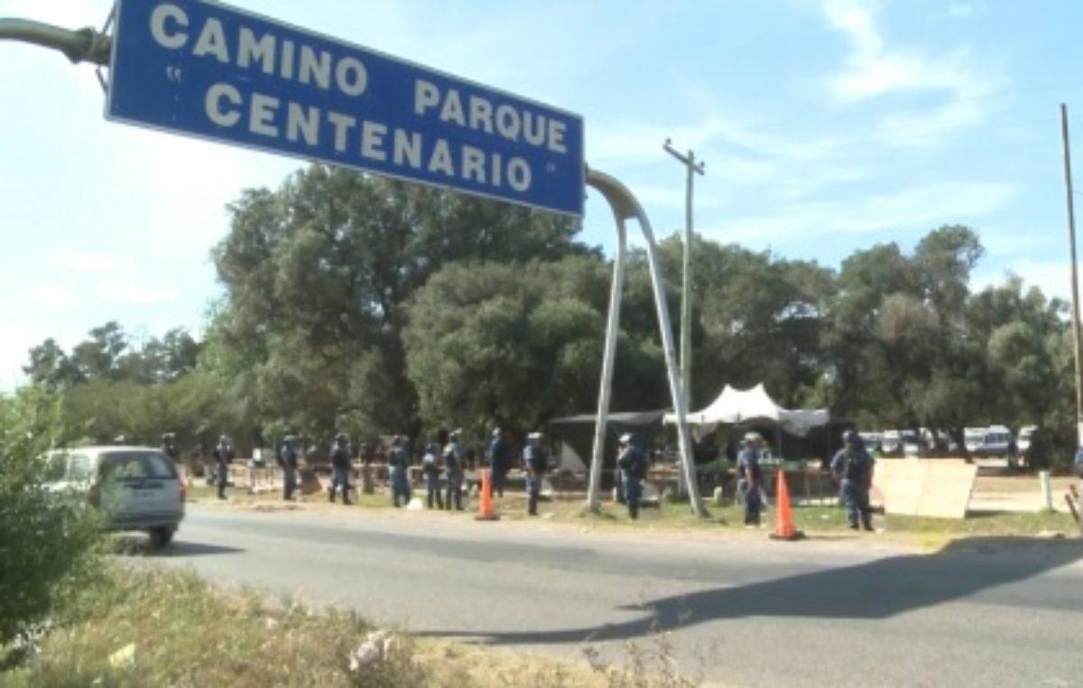 """Para el Senador Allan """"el golpe a la mafia del Parque Pereyra es una gran noticia para todos los platenses"""""""