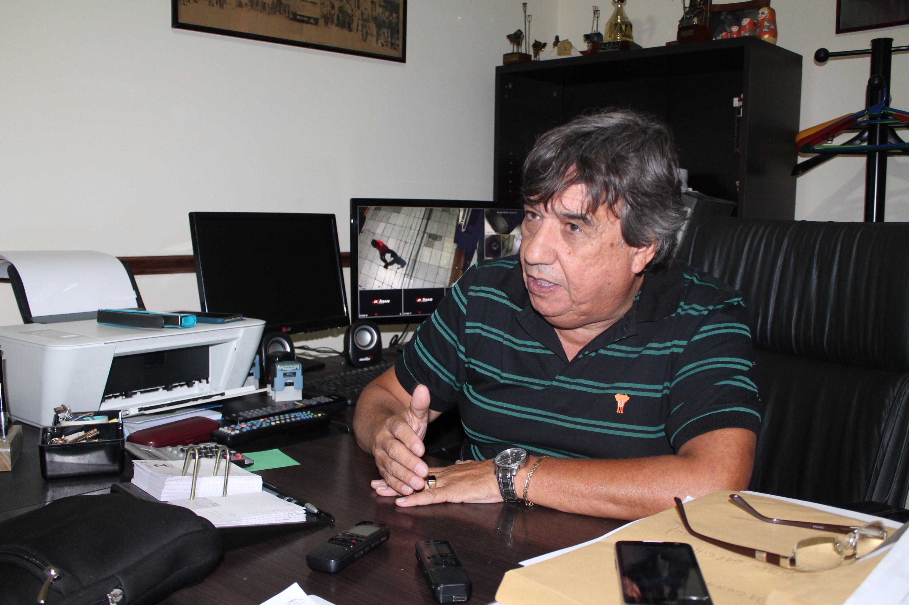 """""""Cholo"""" García: """"Si el Peronismo quiere volver a conducir el país tiene que empezar por respetar las leyes que están a favor de los trabajadores"""""""