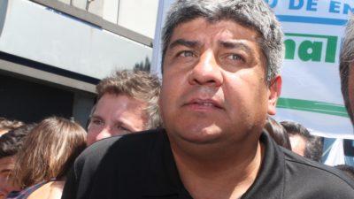"""Pablo Moyano: """"Queremos una CGT combativa y en la calle adentro o afuera de Azopardo"""""""