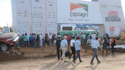 La ExpoAgro de San Nicolás recibirá a visitantes de todos los continentes