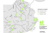 Mirá el Plan de Obras viales que anunció Vidal para el 2018