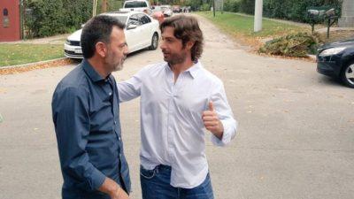 Giacobbe con el apoyo de Frigerio y Vidal será el encargado de darle batalla a Mussi en Berazategui en 2019