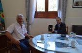 El senador Pichetto visitó al intendente Zara de Patagones de cara al armado del 2019