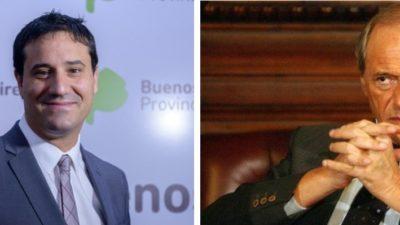 """El diputado de Cambiemos Maxi Abad cruzó a Zaffaroni """"es un abanderado de la intolerancia"""""""
