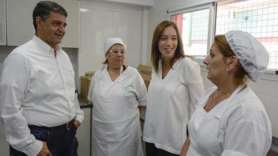 Se inauguró un Centro Barrial de Infancia en Vicente López