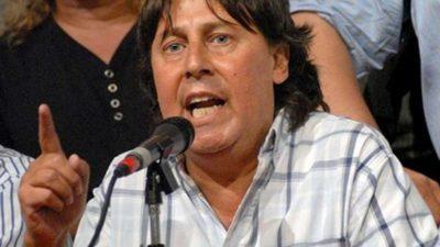 Micheli pidió anunciar un paro tras la marcha del 21 de febrero