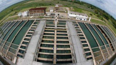 ABSA continúa reacondicionando la planta Donato Gerardi, que aumentará su  abastecimiento a 800 mil usuarios