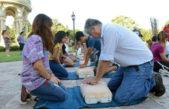En Tigre se realizan capacitaciones gratuitas de RCP para casos de emergencia