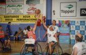 Ejemplos de superación: el equipo de básquet adaptado de Escobar recibió nuevas sillas de ruedas para la competición