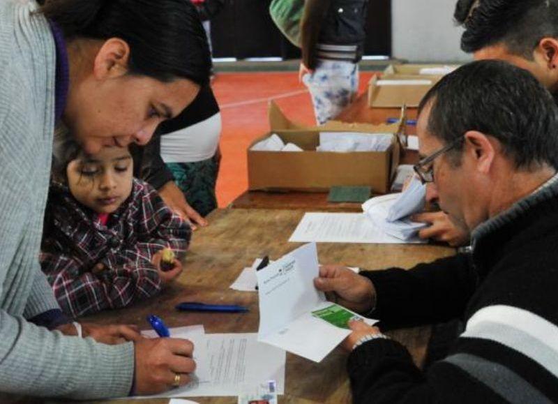 """Atención General Rodríguez: quedan pocos días para el reempadronamiento de quienes perciban la """"tarjeta azul"""""""