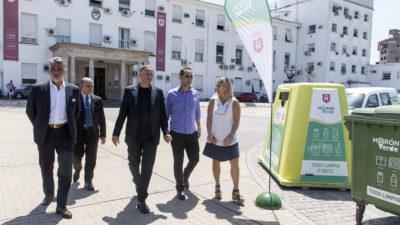 """Morón formará parte del proyecto """"Ciudades Sustentables"""""""