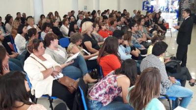 Se llevó a cabo una capacitación para concientizar sobre la violencia de género en La Costa