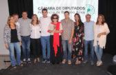 La Costa / La histórica actriz Graciela Borges fue reconocida en el Multicultural de Mar de Ajó