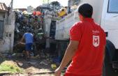 Morón / Un hombre acumuló casi 50 metros cúbicos de basura en su casa durante 20 años