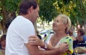 """La Plata / Garro compartió una tarde junto a 250 abuelos """"Nos preocupa brindarles el bienestar que se merecen"""""""