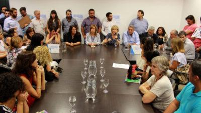 """Florencia Saintout en el Foro en favor de la Educación Pública: """"Entienden a la educación como un negocio"""""""