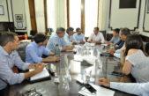 La Plata / Garro se reunió con el bloque oficialista para trabajar la ejecución del Fondo Educativo