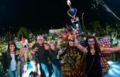 """Julio Zamora fue parte de los Carnavales de Tigre: """"estos festejos populares demuestran que podemos integrar a todos"""""""