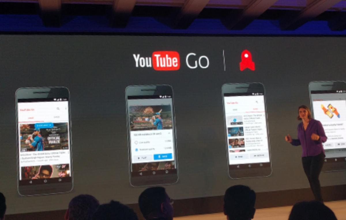 Videos sin conexión y más: cómo es la app YouTube Go que se estrena hoy