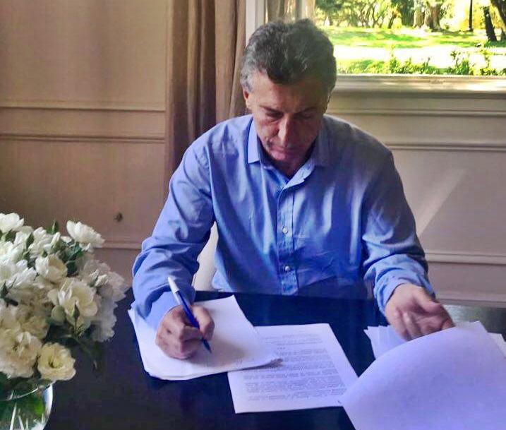 """Macri abrirá las sesiones ordinarias con un discurso corto haciendo hincapié en continuar con las """"medidas graduales"""""""
