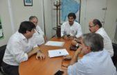 Sarquis y Aguerre trabajan en la implementación del Documento Único Equino en la provincia de Buenos Aires